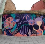 diseño de murales