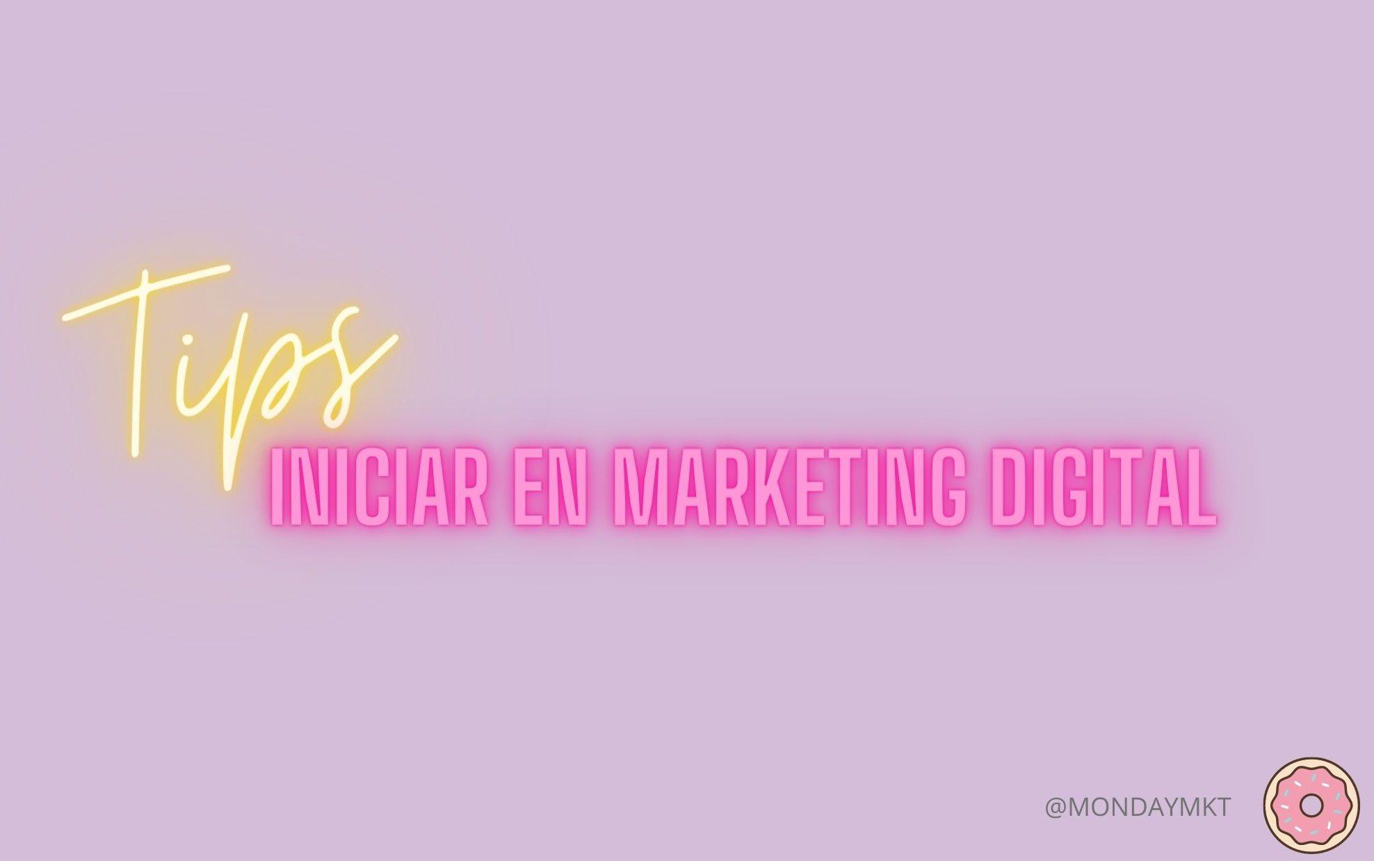 como hacer carrera en marketing digital