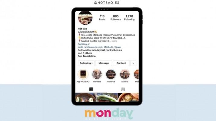 estrategias de redes sociale sapra restaurantes